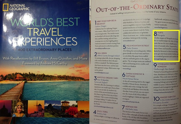 NATGEO World s Best Travel Experiences